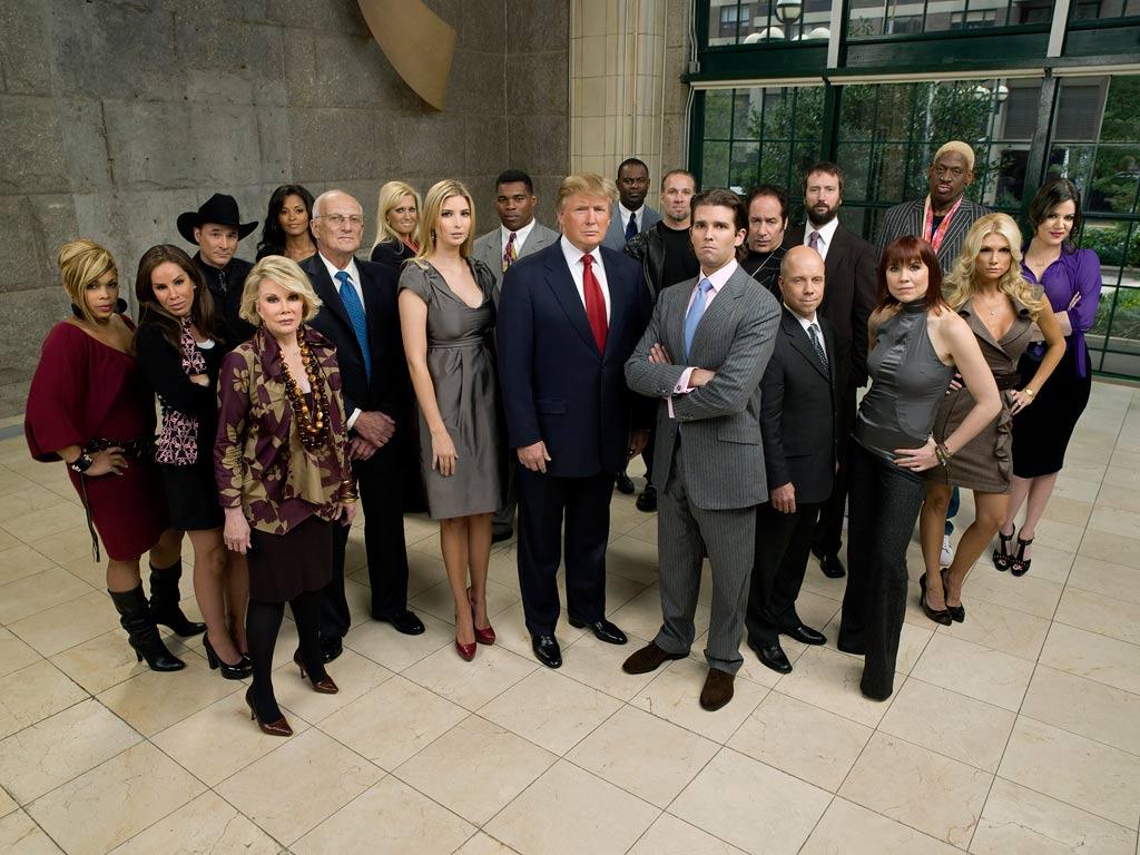 The Celebrity Apprentice 2 @ Reality TV World