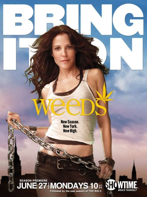 weeds season 3 dvd. poster. weeds season 3 dvd