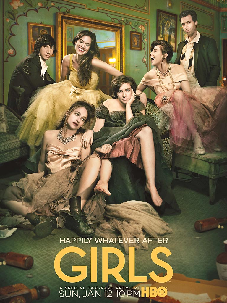 Girls (HBO) saison 3