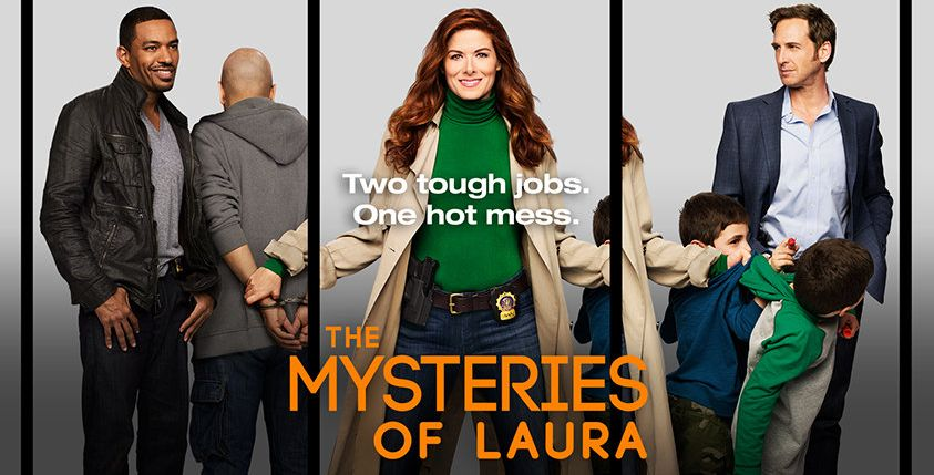 2014/15 – Az NBC újoncai (4.) – The Mysteries of Laura at ... Laz Alonso Wife 2014