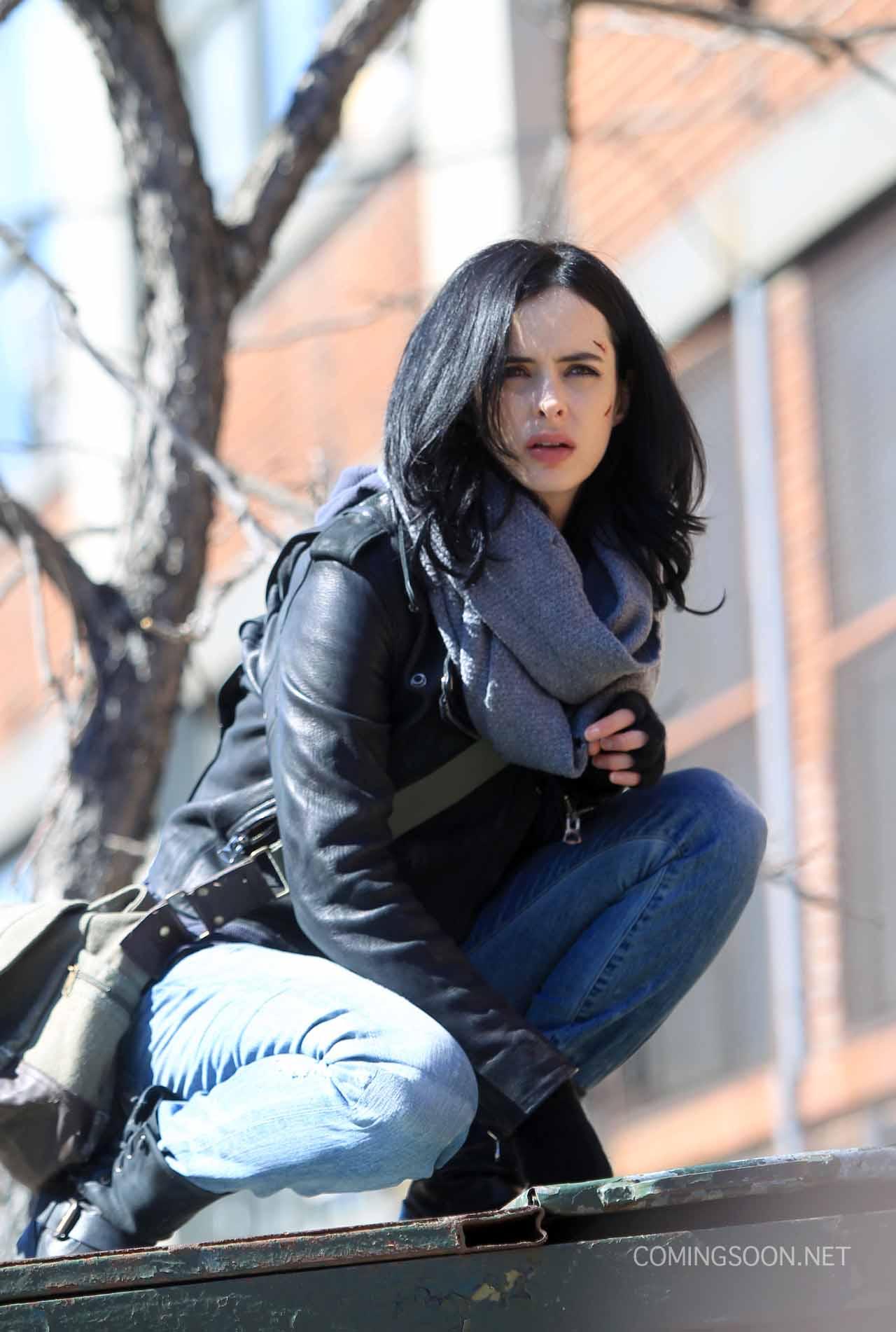Jessica Jones at Soroz...