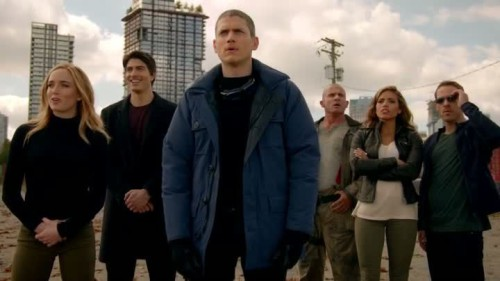 Legends of Tomorrow - 1x01-07