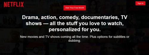 Netflix-hun
