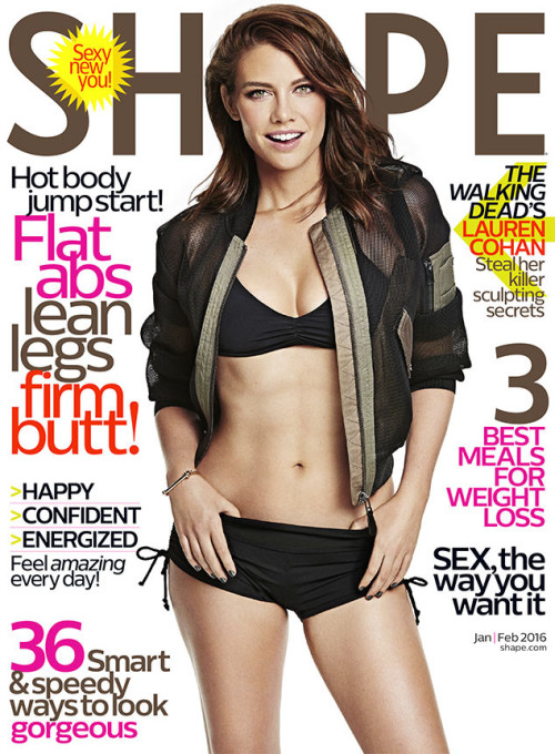Lauren Cohan-Shape-cover