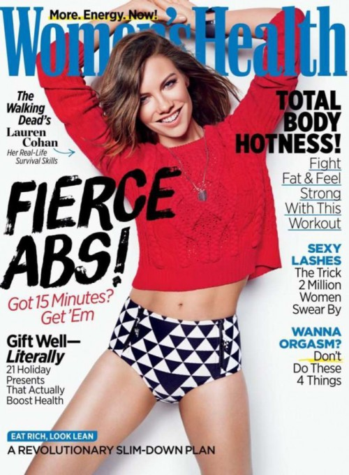 Lauren-Cohan -Womens-Health-Cover-2014--01-662x900