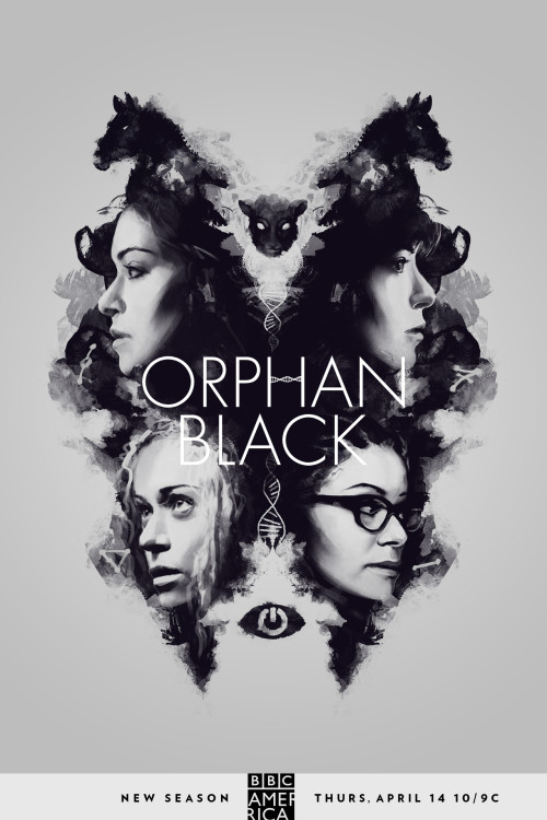 Orphan Black-poster