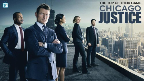 Chicago Justice-cast