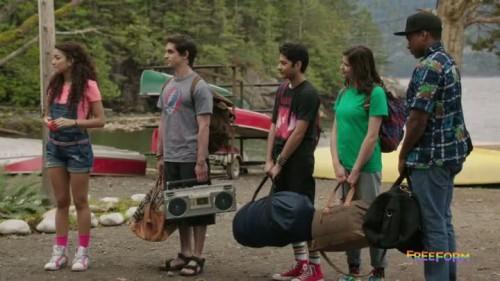 Dead of Summer - 1x01-04