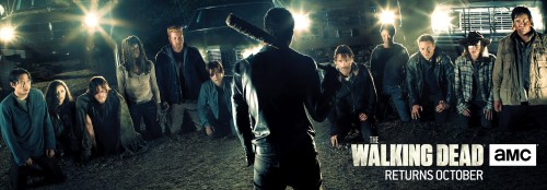 The Walking Dead-ban