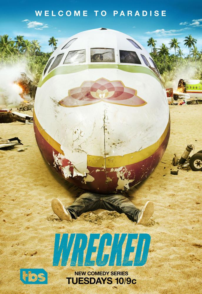Wrecked - Saison 1 VOSTFR HDTV [Complete]
