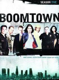 Boomtown DVD-borító