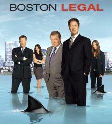 A Boston Legal cápái