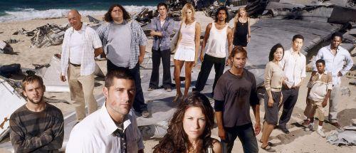 Lost Season 1 crew