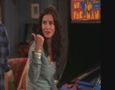 Monica pulcsija