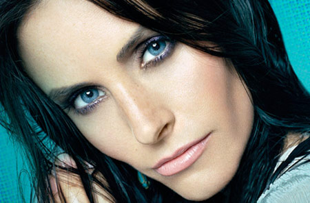 Courteney Cox a Dirt-ben
