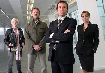 Primeval-cast ITV