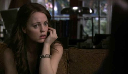 Melissa George in In Treatment