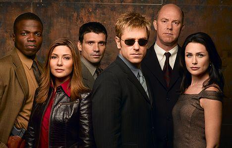 Blind Justice cast