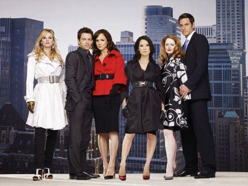 Cashmere Mafia cast