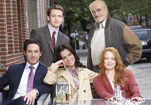 The cast of The Return of Jezebel James