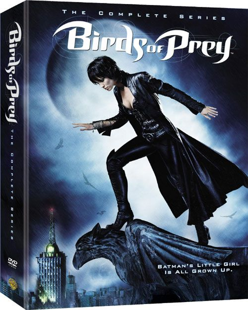 Birds of Prey-DVD
