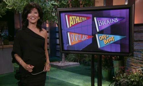 """Julie """"Chen-Bot"""" Chen, a CBS nagyfőnök Les Moonves felesége"""