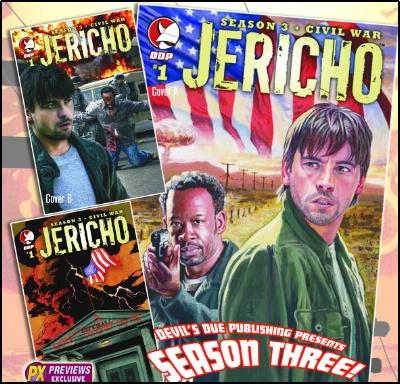 jericho-covers