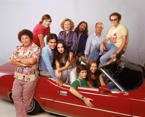 That 70s show-cast-kis
