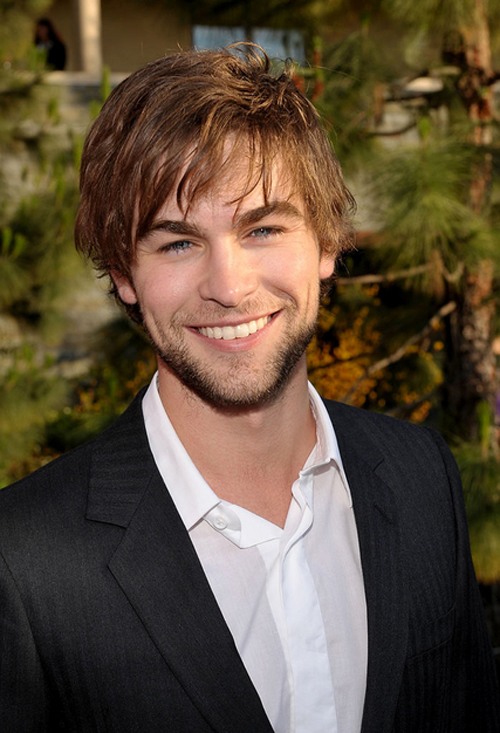 Actor Chace Crawford arrives at the 8th annual Chrysalis Butterf