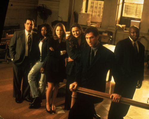 The Practice-cast