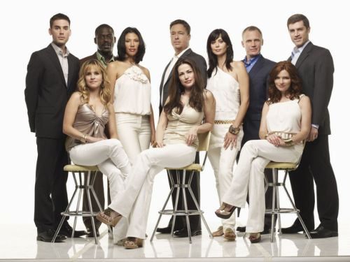 Army Wives S3-cast