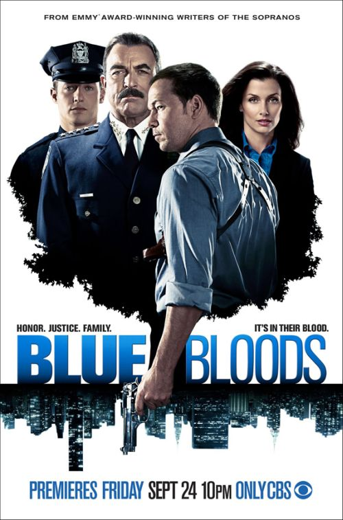 Blue Bloods-poster