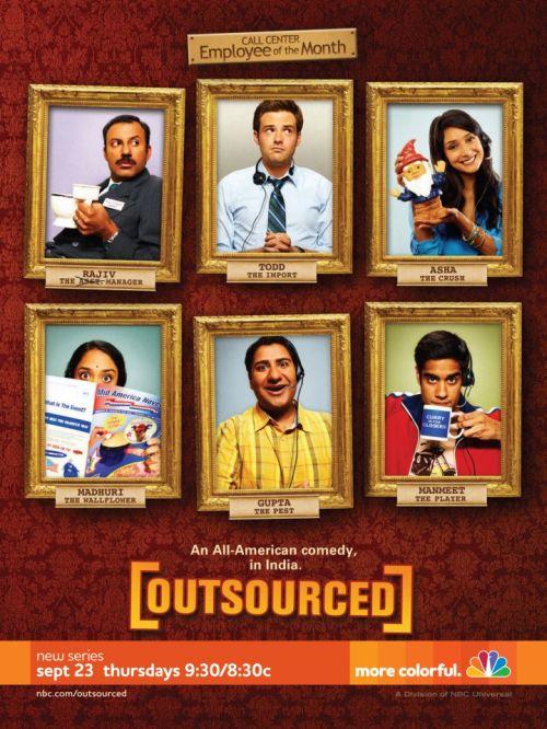 Outsource nbc poster
