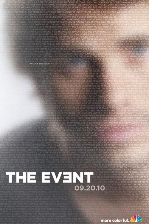 The Event-poster