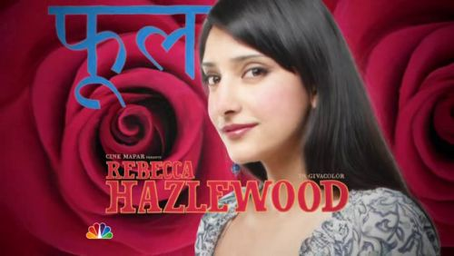 Rebecca Hazlewood - Outsourced