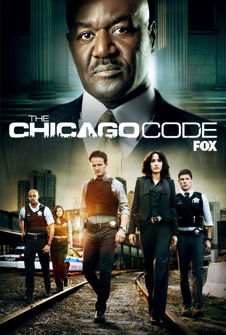 Chicago Code S1 poster