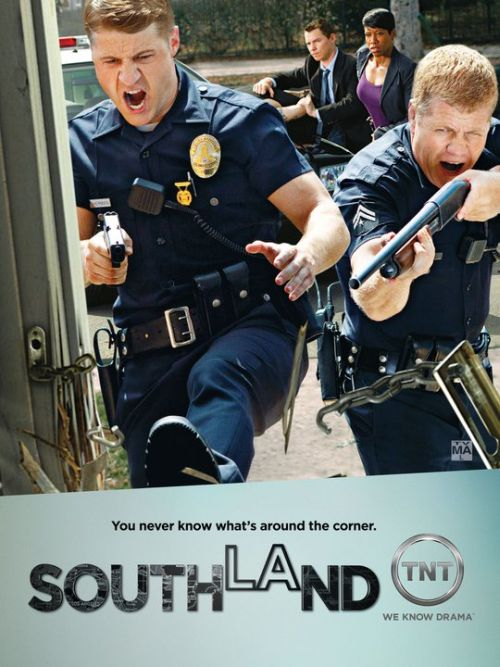 Southland S3 poster