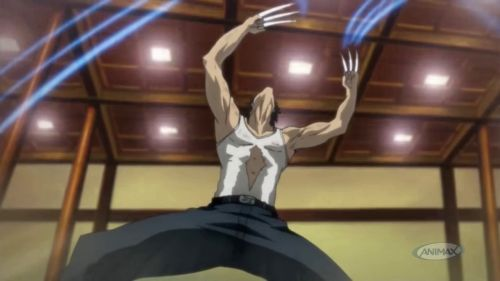 Wolverine anime-02