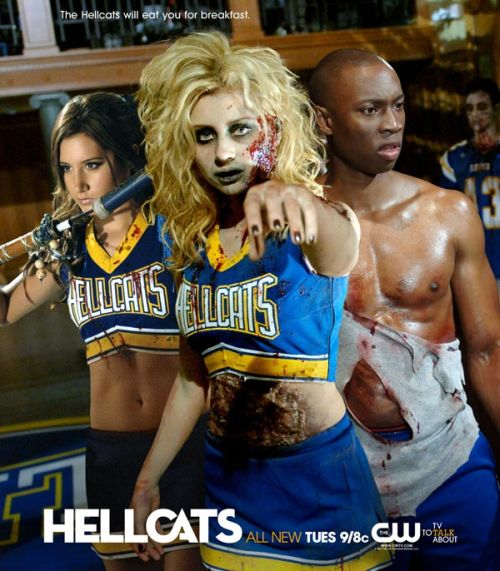 Hellcats zombie poster