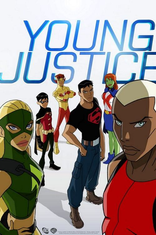 young_justice poster