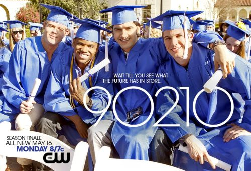 90210-S3 finale poster