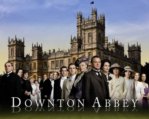 Downton Abbey-cast