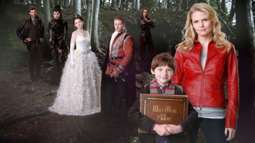 Once Upon A Time-cast