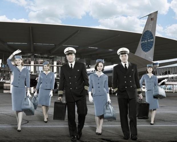 Pan Am-cast
