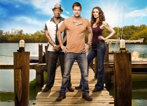 The Finder-cast