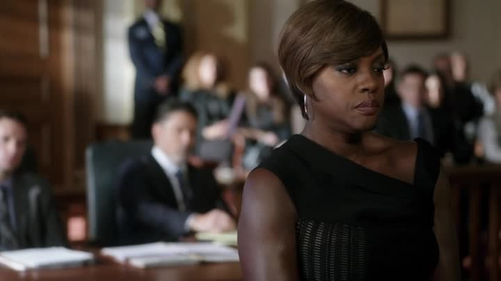how to get away with murder pilot coke and popcorn