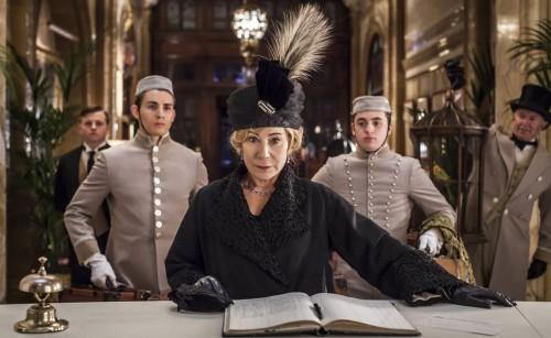 ITV STUDIOS PRESENTS Mr Selfridge series 3 Pictured: ZOE WANAKER as Princess Marie. Photographer: John Rogers Copyright ITV