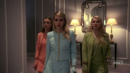 Scream Queens - 1x01-02