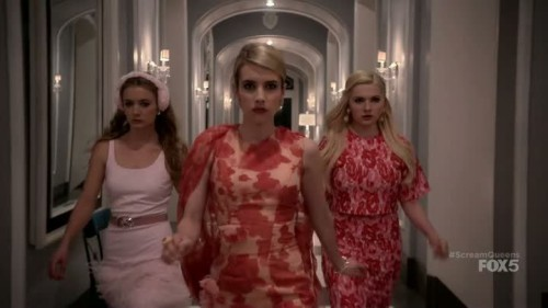 Scream Queens - 1x01-05