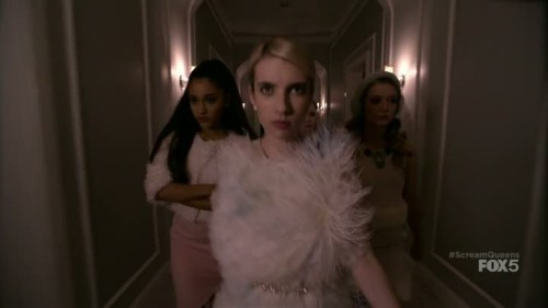 Scream Queens - 1x01-09